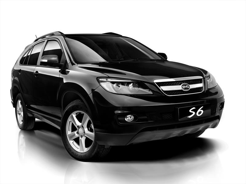 BYD S6 T/M
