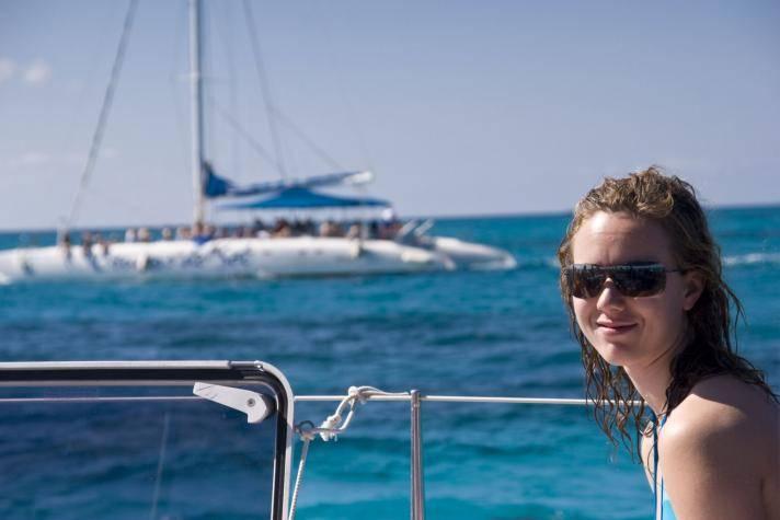 Seafari en Catamarán Cayo Blanco (desde Trinidad)