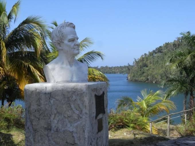 Visita al Parque Alejandro de Humboldt