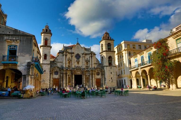 Anochecer en Mi Habana