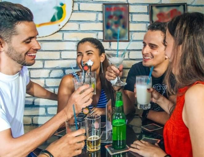 Por los bares de La Habana.  Las noches de la ciudad