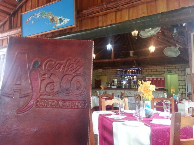 Main image of excursion RESTAURANT AJIACO CAFÉ. EXPERIENCE TO ALWAYS REMEMBER