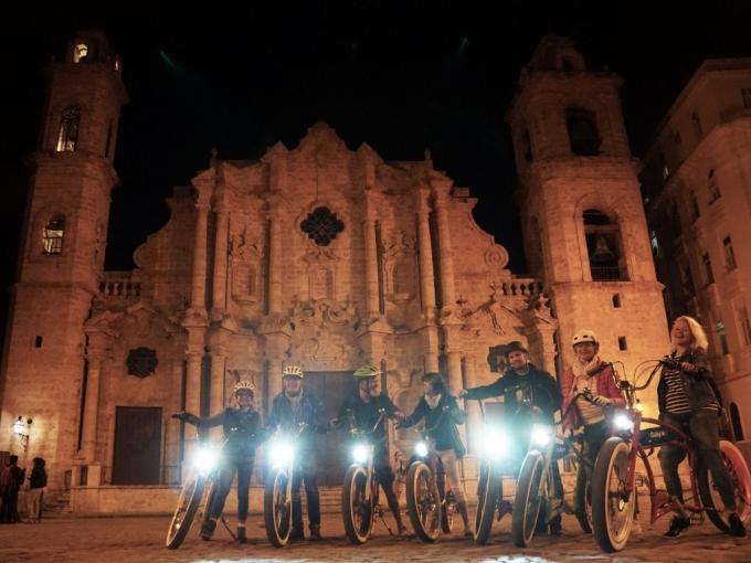 La Habana by night - el E-Bike-Citytour de noche