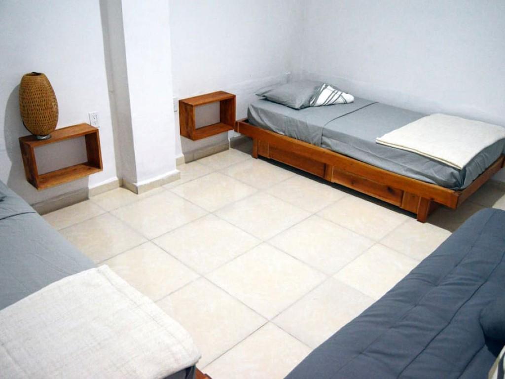 Apart-Hostal Santa Clara  -                                                 Habitación 1
