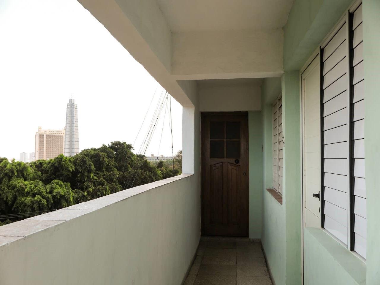 Apartamento La Plaza -                                                 Frente de la casa