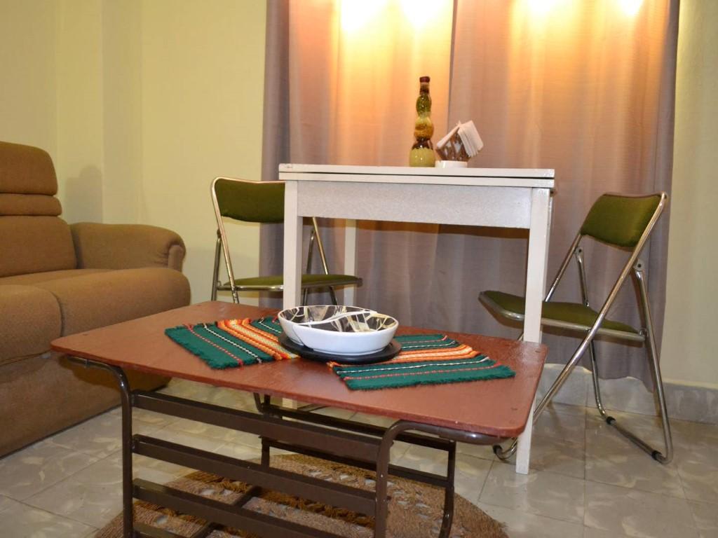 Concordia -                                                 Sala de estar