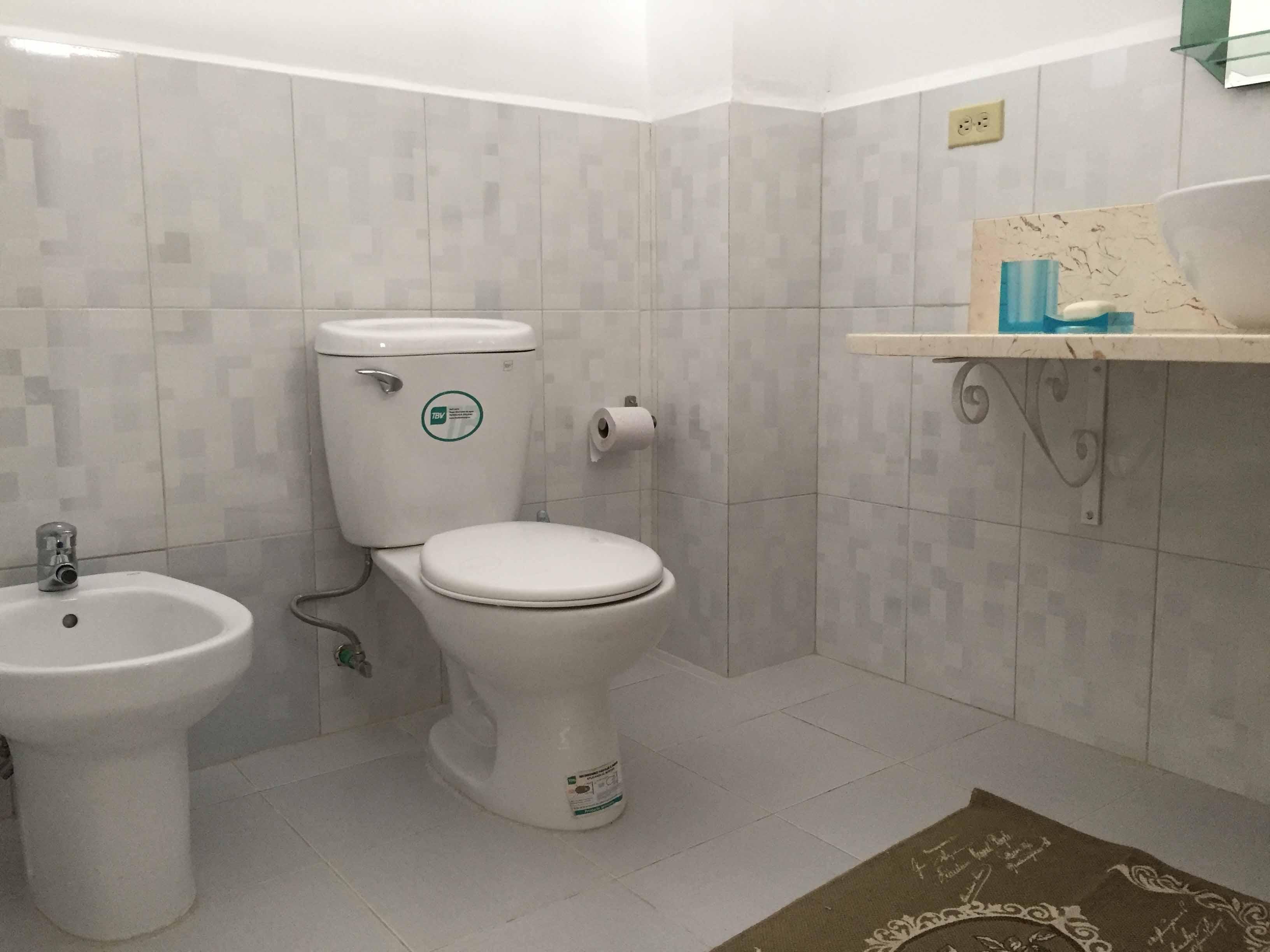 Villa Maria -                                                 Bathroom 1.2