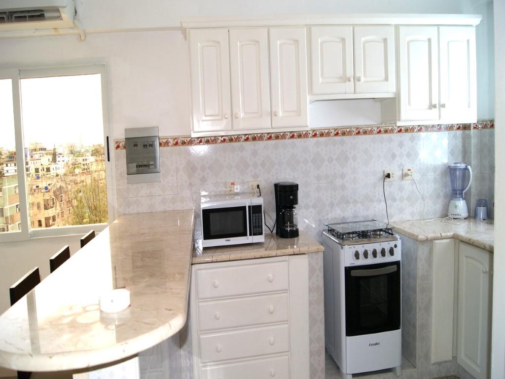 Apartamento Will  -                                                 Cocina