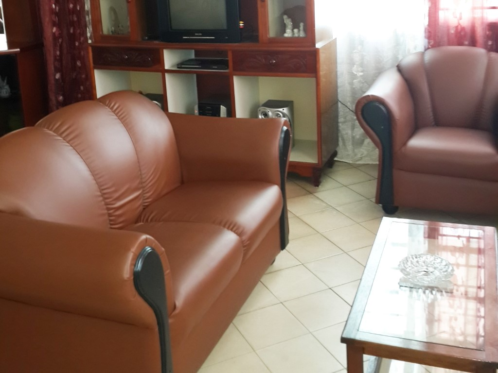 Apartamento Maray -                                                 Sala de estar