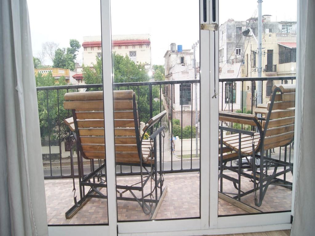 Apartamento Danubio  -                                                 Balcón