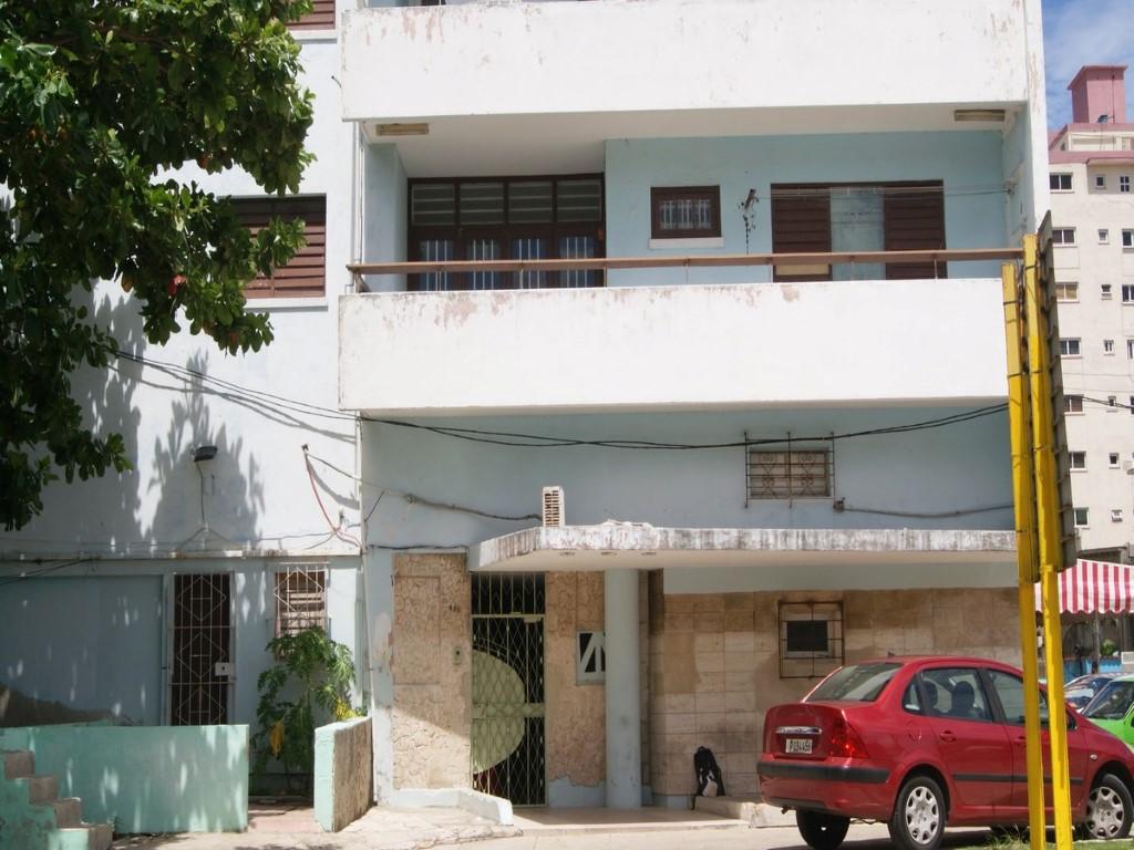 Apartamento Will  -                                                 Frente del edificio