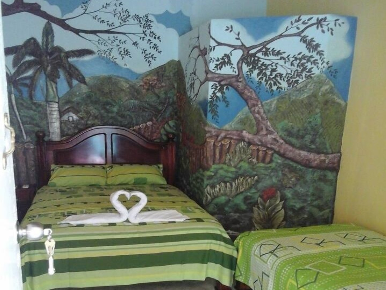 Casa Cuba  -                                                 Habitación 3