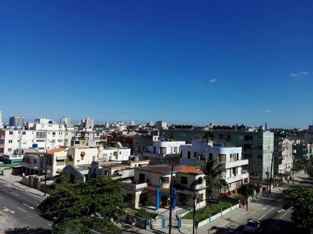 Apartamento 4to. Piso Malecón  -                                                 Vista
