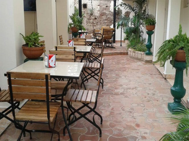 Villa Maria -                                                 Terrace