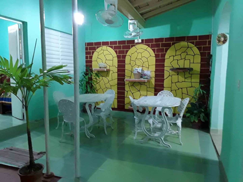 Casa Cuba  -                                                 Interior