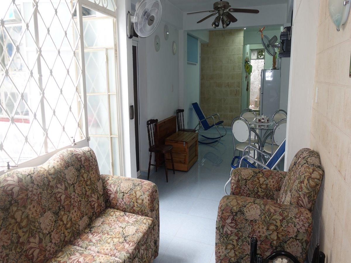 Casa Tito y Martha -                                                 sala de estar