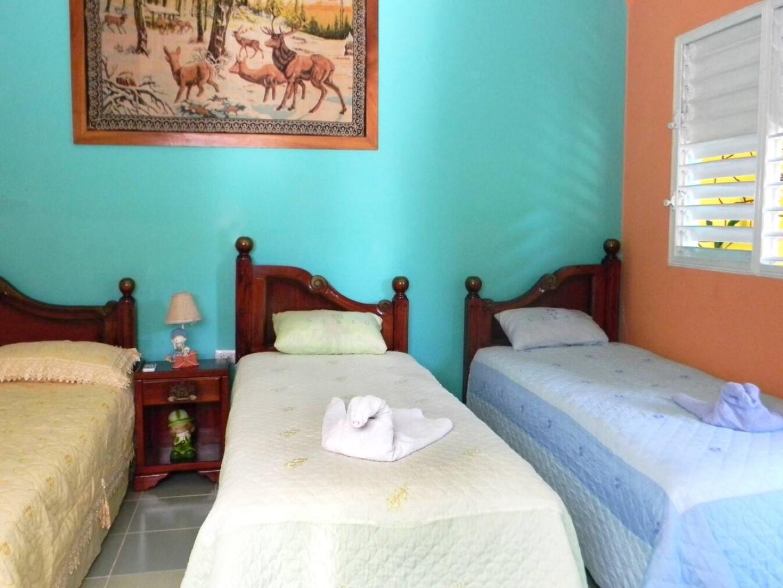 Casa Cuba  -                                                 Habitación 2