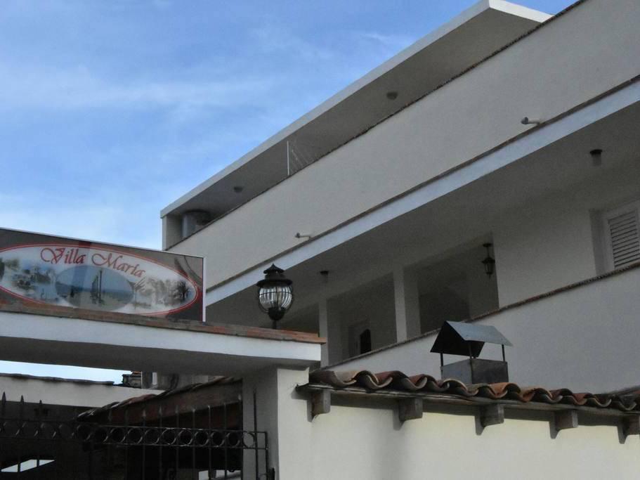 Villa Maria -                                                 Fachada