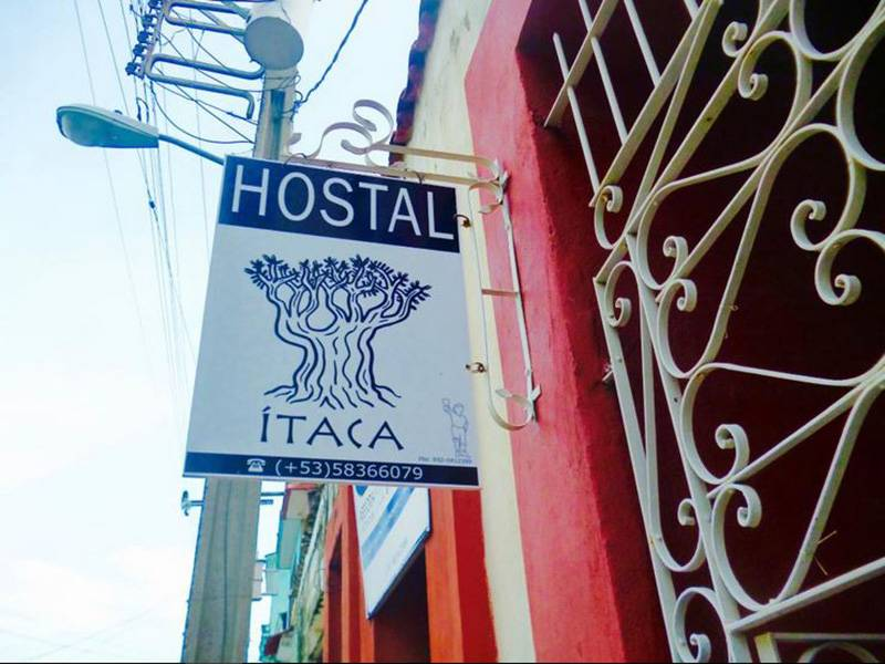 Hostal Itaca  -                                                 Cartel