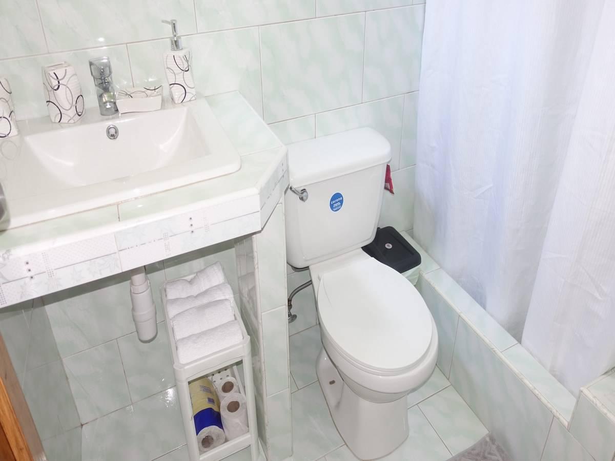 Hostal Barceló -                                                 Baño 1.2
