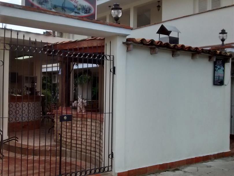 Villa Maria -                                                 Entrance