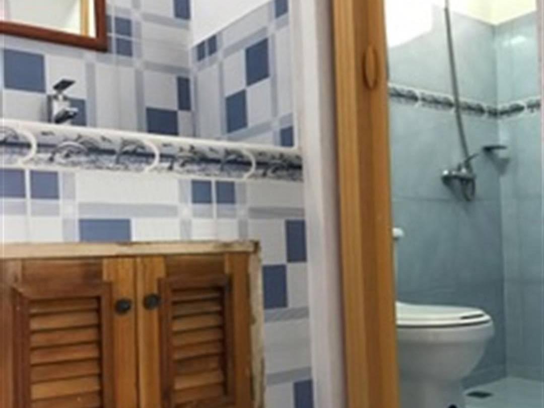 Hostal Casa Messi -                                                 Baño 1