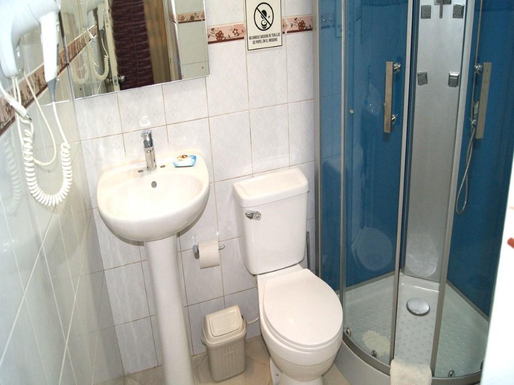 Apartamento Will  -                                                 Baño 2