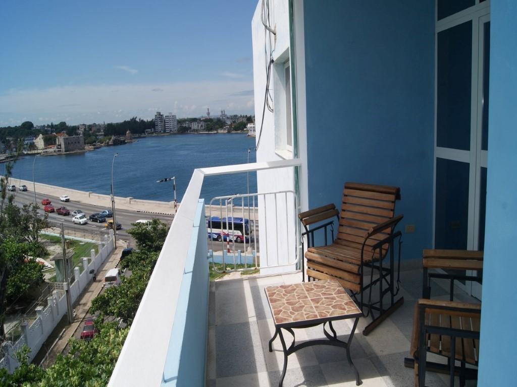 Apartamento Will  -                                                 Vista desde el balcón