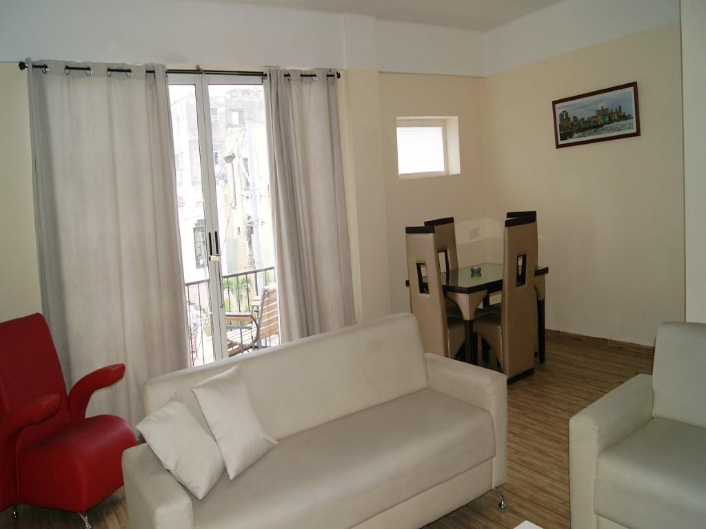 Apartamento Danubio  -                                                 Sala y comedor