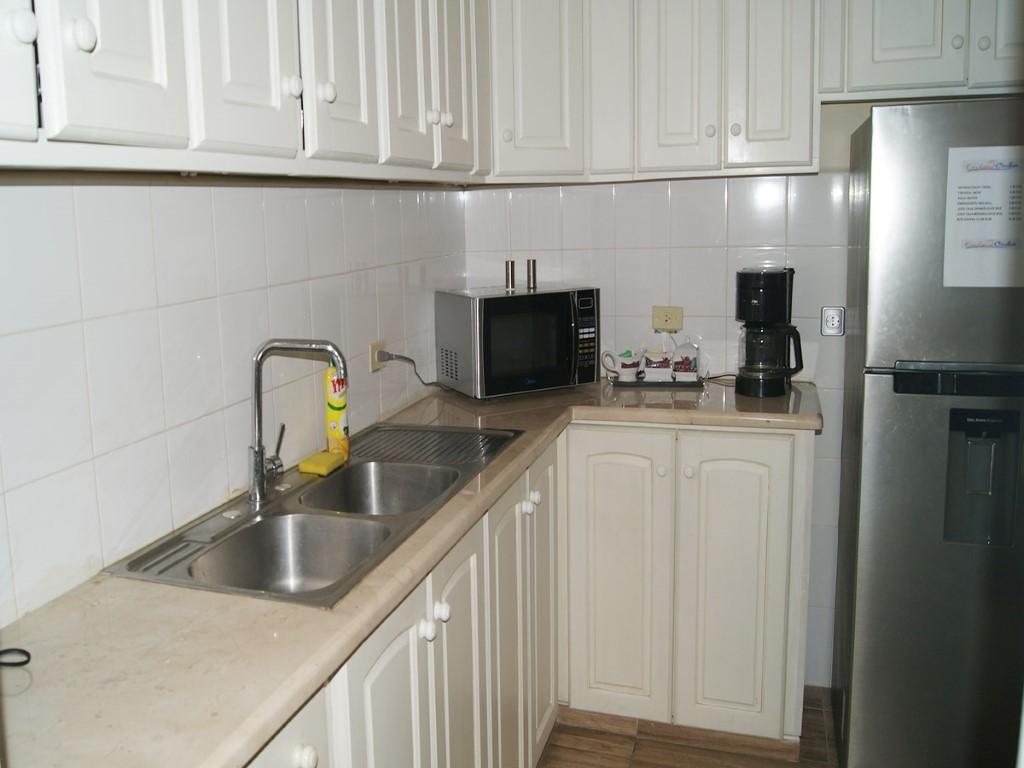 Apartamento Danubio  -                                                 Cocina