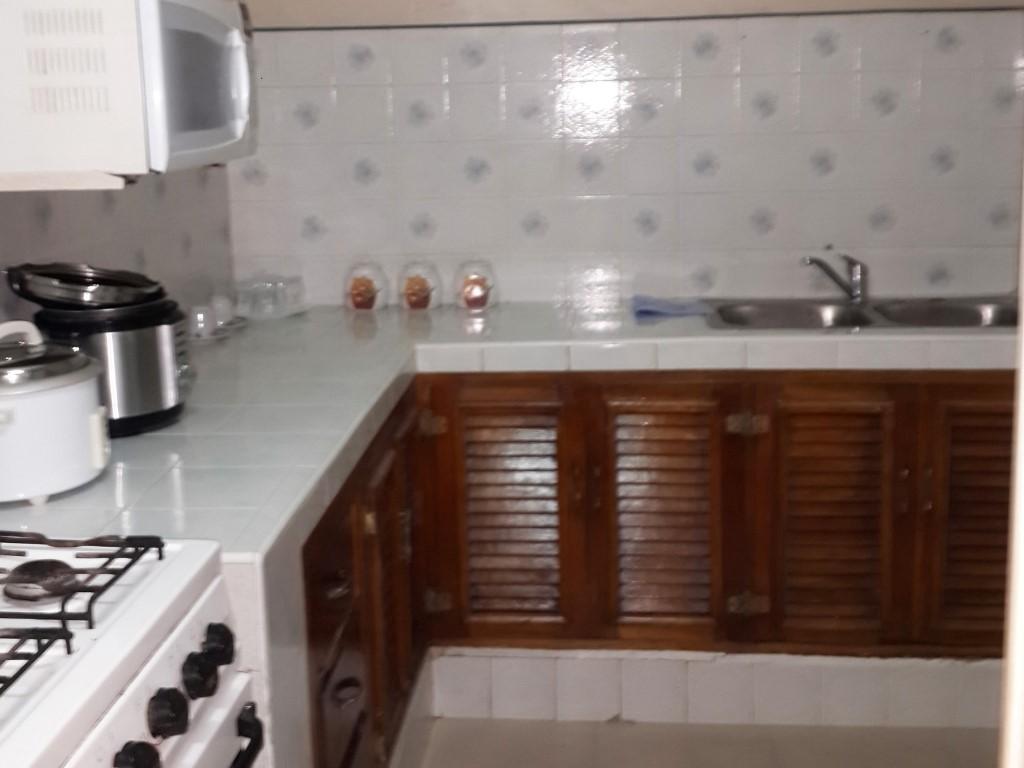 Apartamento Maray -                                                 Cocina