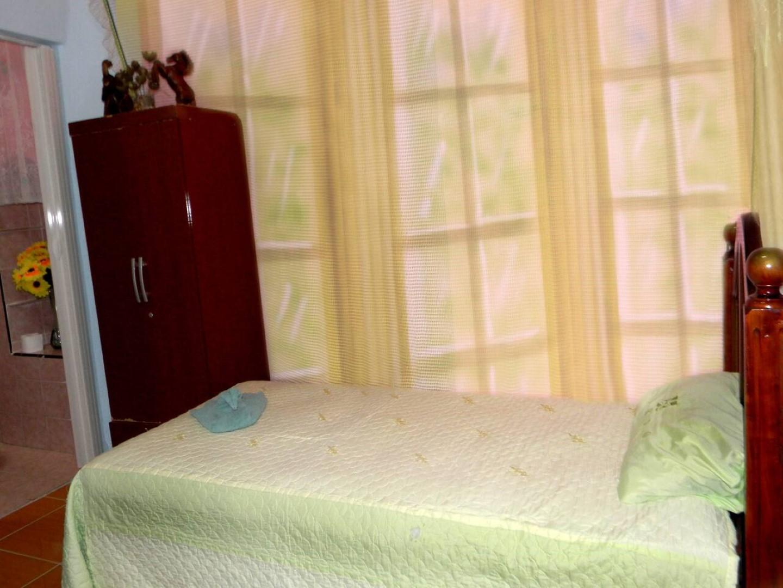 Casa Cuba  -                                                 habitación 1