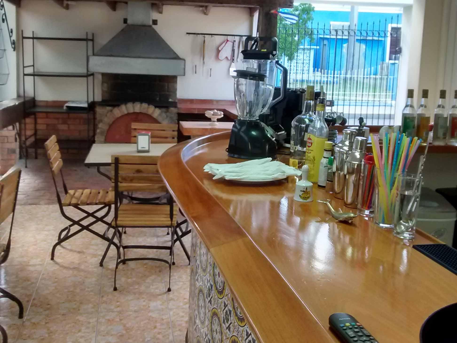 Villa Maria -                                                 Bar and grill