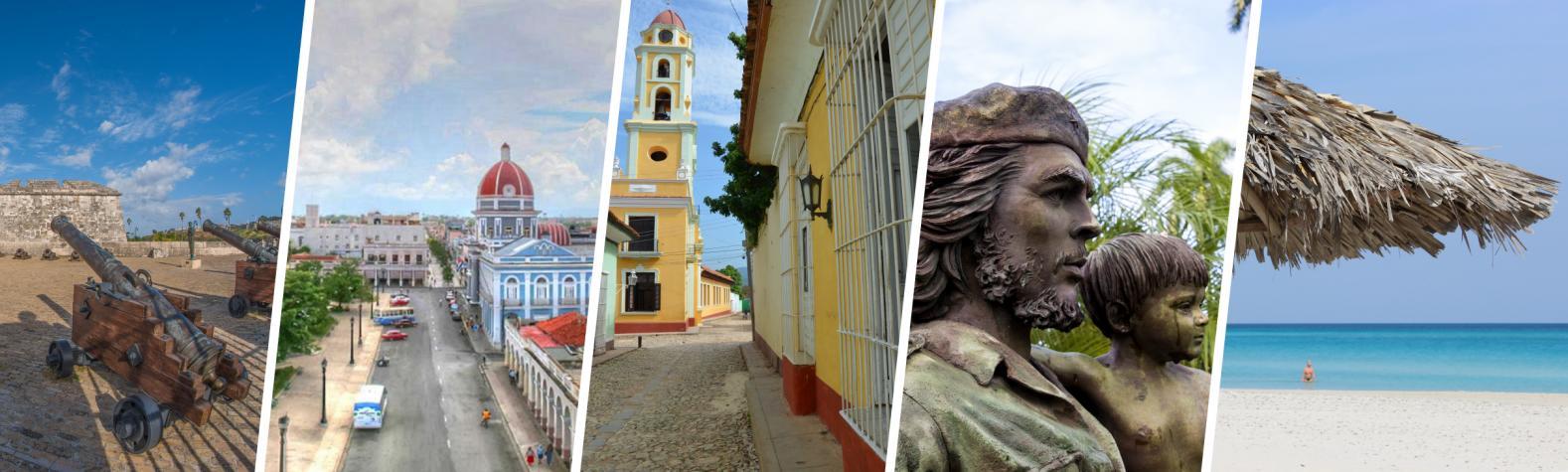 Minifarben und Aromen von Kuba (PQ2020-23 SUP)