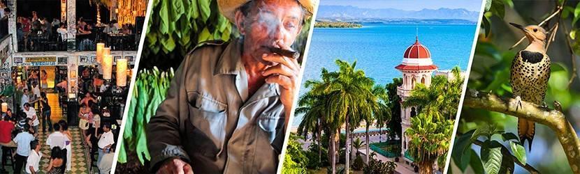 Cuba, Cultura y Tradición  (termina en Varadero)