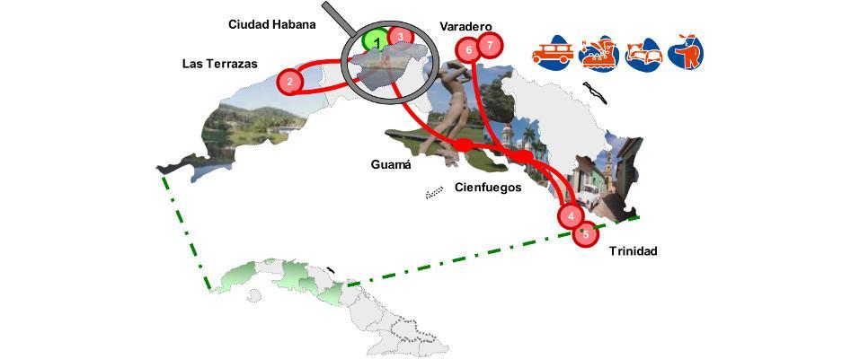 TRIANGULO CUBANO + CSM (Comfort)