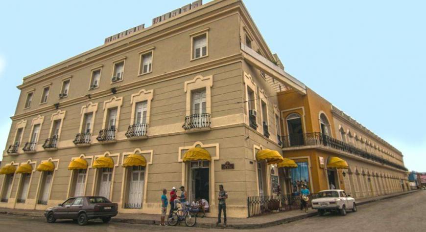 Paquete de aislamiento COVID19 - Hotel Plaza Camaguey con desayuno y cena incluidas