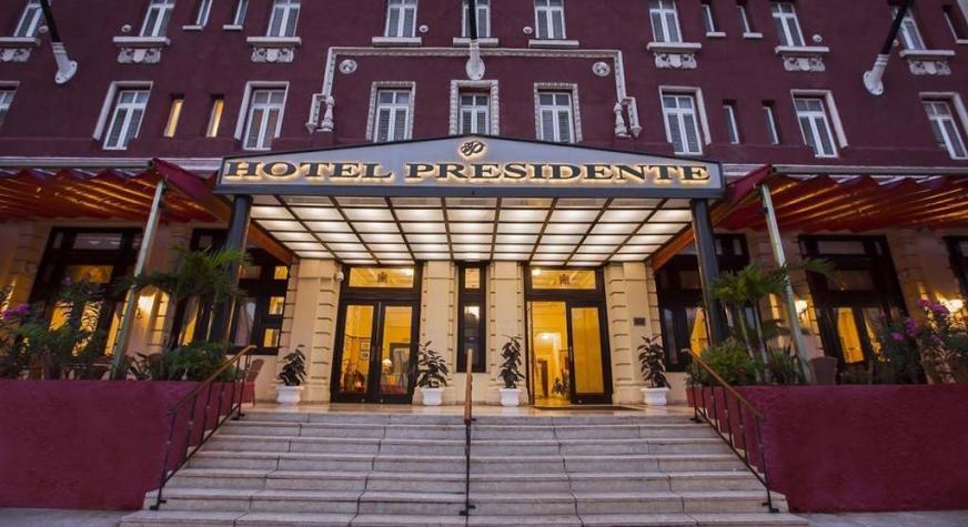 Paquete de aislamiento COVID19 - Hotel ROC Presidente con desayuno, almuerzo y cena incluidas