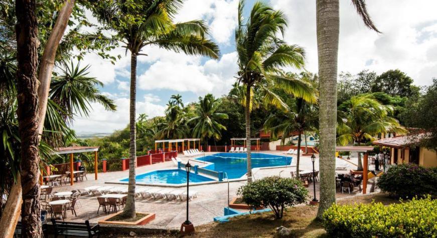 Paquete de aislamiento COVID19 - Hotel Mirador de Mayabe con desayuno, almuerzo y cena incluidas (desde La Habana)