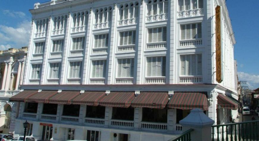 Paquete de aislamiento COVID19 - Hotel Casa Granda con desayuno, almuerzo y cena incluidas (desde La Habana)