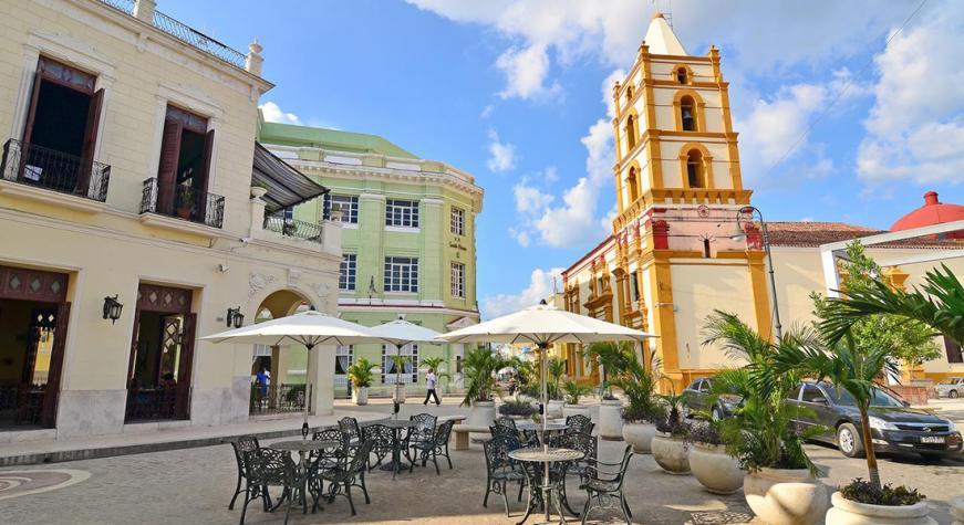 Paquete de aislamiento COVID19 - Hotel E Santa Maria con desayuno, almuerzo y cena incluidas (desde Santiago de Cuba)